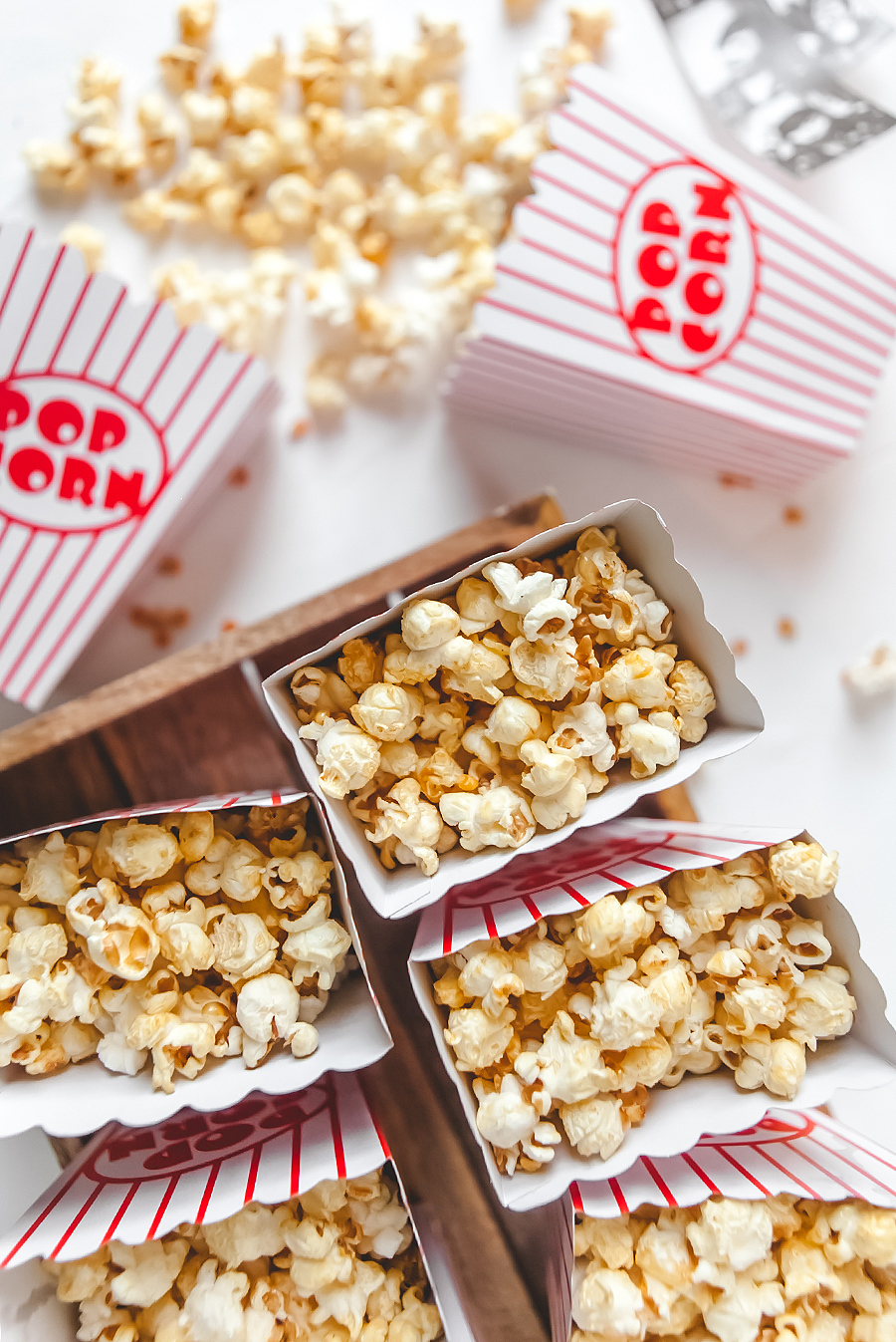 Film business and popcorn 44