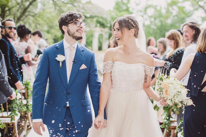 Carrie and Miguel Wedding WishWishWish