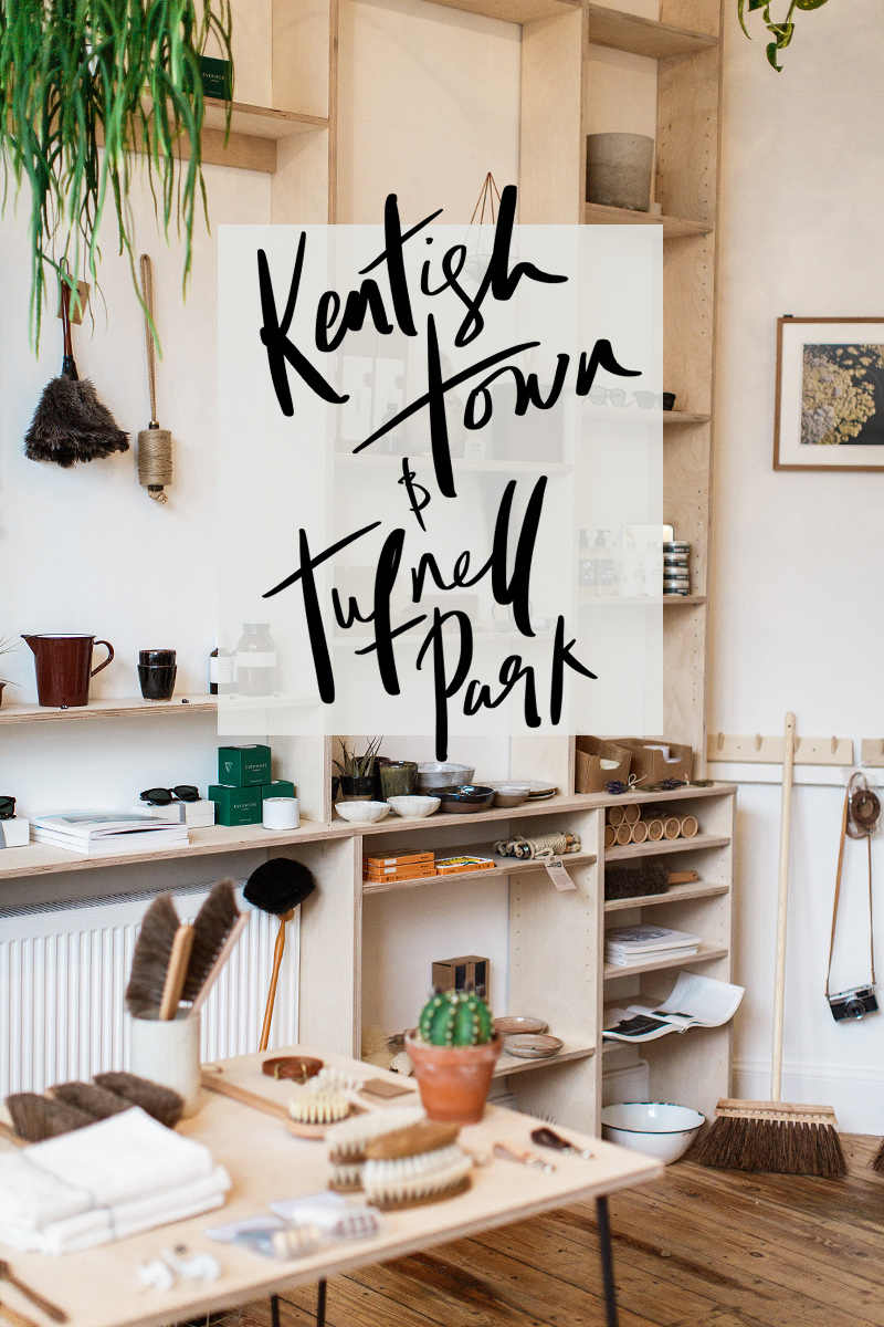 Kentish Town Tufnell Park Guide Shops